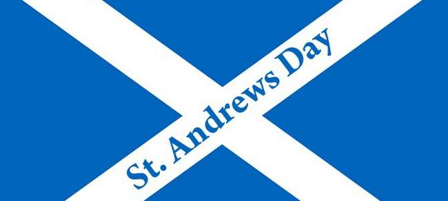 Happy St Andrews Day Wishes