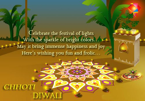 Happy choti diwali Wallpapers