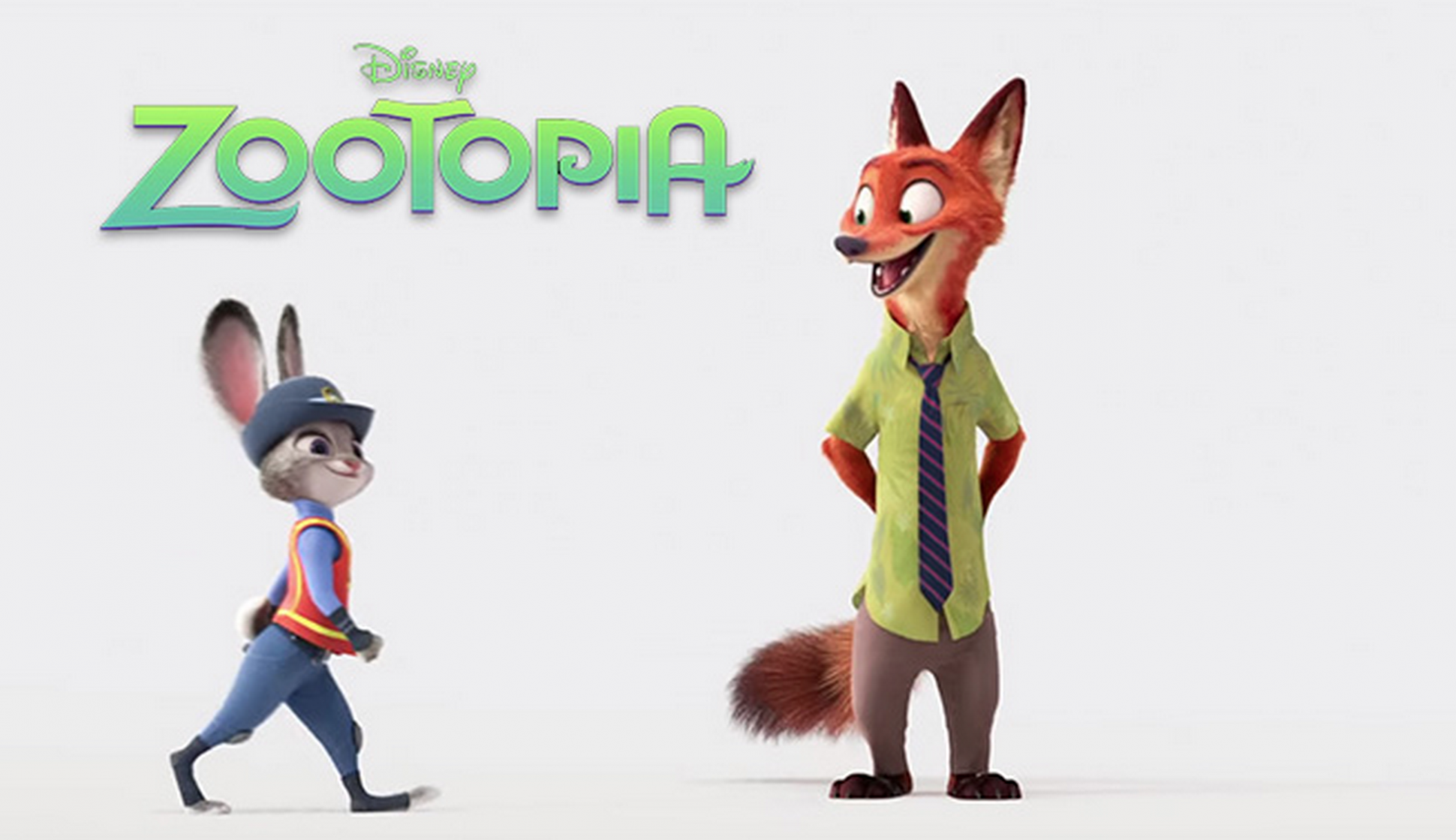 Hollywood Zootopia Movie Sloth Trailer Video Released Today