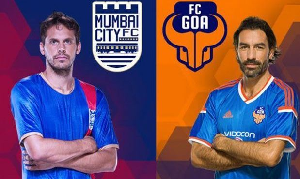 ISL 2015 Goa vs Mumbai 39th Match Live Streaming Score Team Squad Result