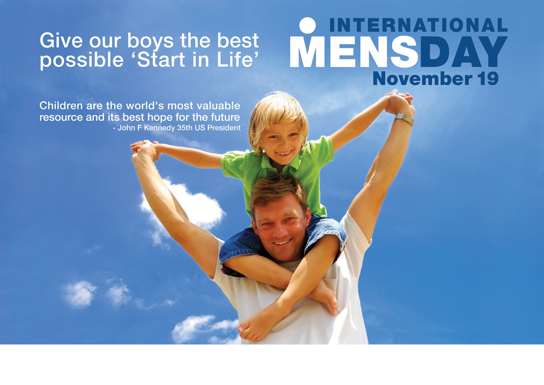 International Men's Day Photos