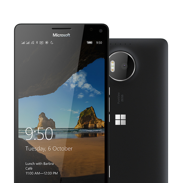 Microsoft Lumia 950 Dual SIM, Lumia 950 XL Dual SIM Features Specs Launch Date Images Pics Price