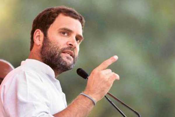 Rahul Gandhi Statement On Modi 'Suit Boot' Govt Failing, India Is Not Moving