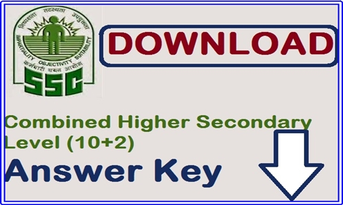 SSC CHSL 10+2 LDC DEO Exam Download Answer Key 2015 15th November