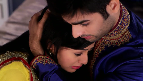 Sanskar Confess His Love For Swara! Swaragini 6th November 2015 Episode