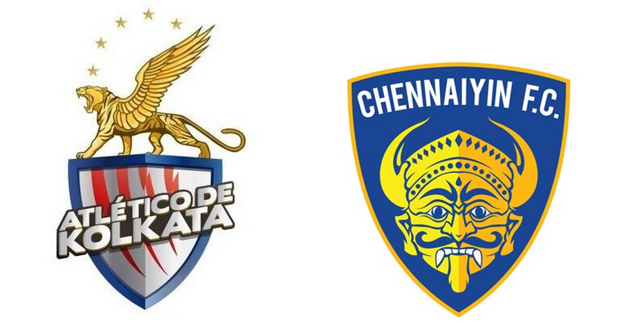 ISL 2015 Kolkata vs Chennai 40th Match Live Score Stream Team Squad Result Winner