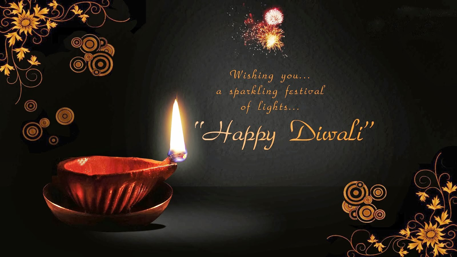 (Shubh Deepavali) Happy Diwali Images Wallpapers Photos Whatsapp FB DP Crackers Firework Video 2015