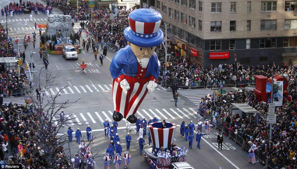 Thanksgiving Parade