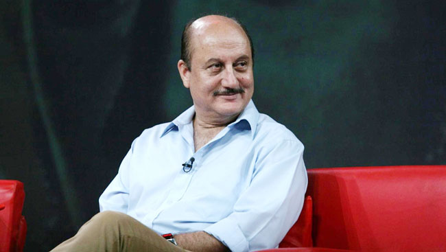 Today Anupam Kher Leads March Against Intolerance #MarchForIndia