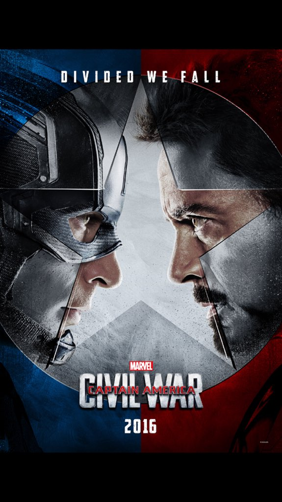 Watch Captain America Civil War Movie Trailer Video Released Today