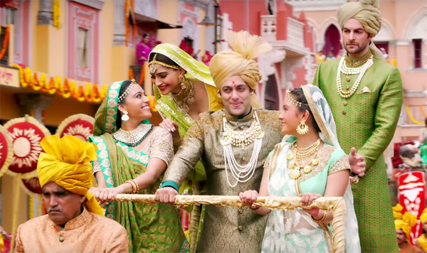 PRDP Film Total Prem Ratan Dhan Payo Movie 23rd Day Box Office Collection