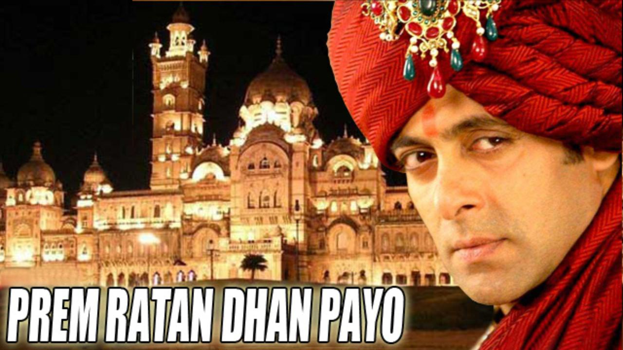 Sunday 2nd Weekend PRDP Film Box Office Prem Ratan Dhan Payo Movie 11th Day Collection