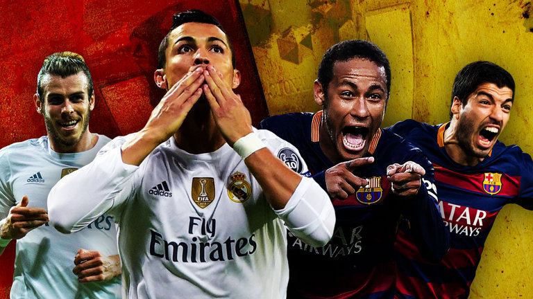 Watch Real Madrid vs FC Barcelona Football Match Live Streaming Score Team Squad Result 21st Nov 2015