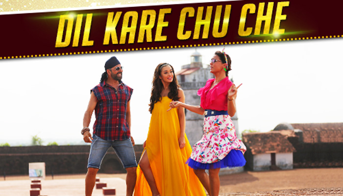 Watch Singh Is Bling Movie Dil Kare Chu Che Song Video In Chipmunk Version