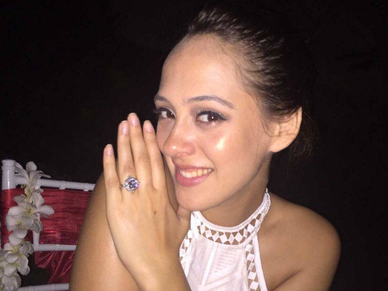Yuvraj Singh Gets Engaged With Actress Hazel Keech Images