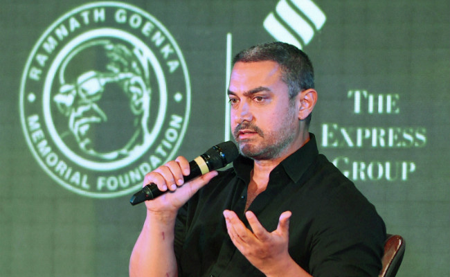 Aamir Khan Released a Statement to the Media over Protest Against his comment on intolerance in India