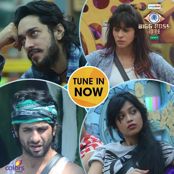 Double Trouble Room Bigg Boss 9 6th Nov 2015 Episode Prince To Propose Yuvika