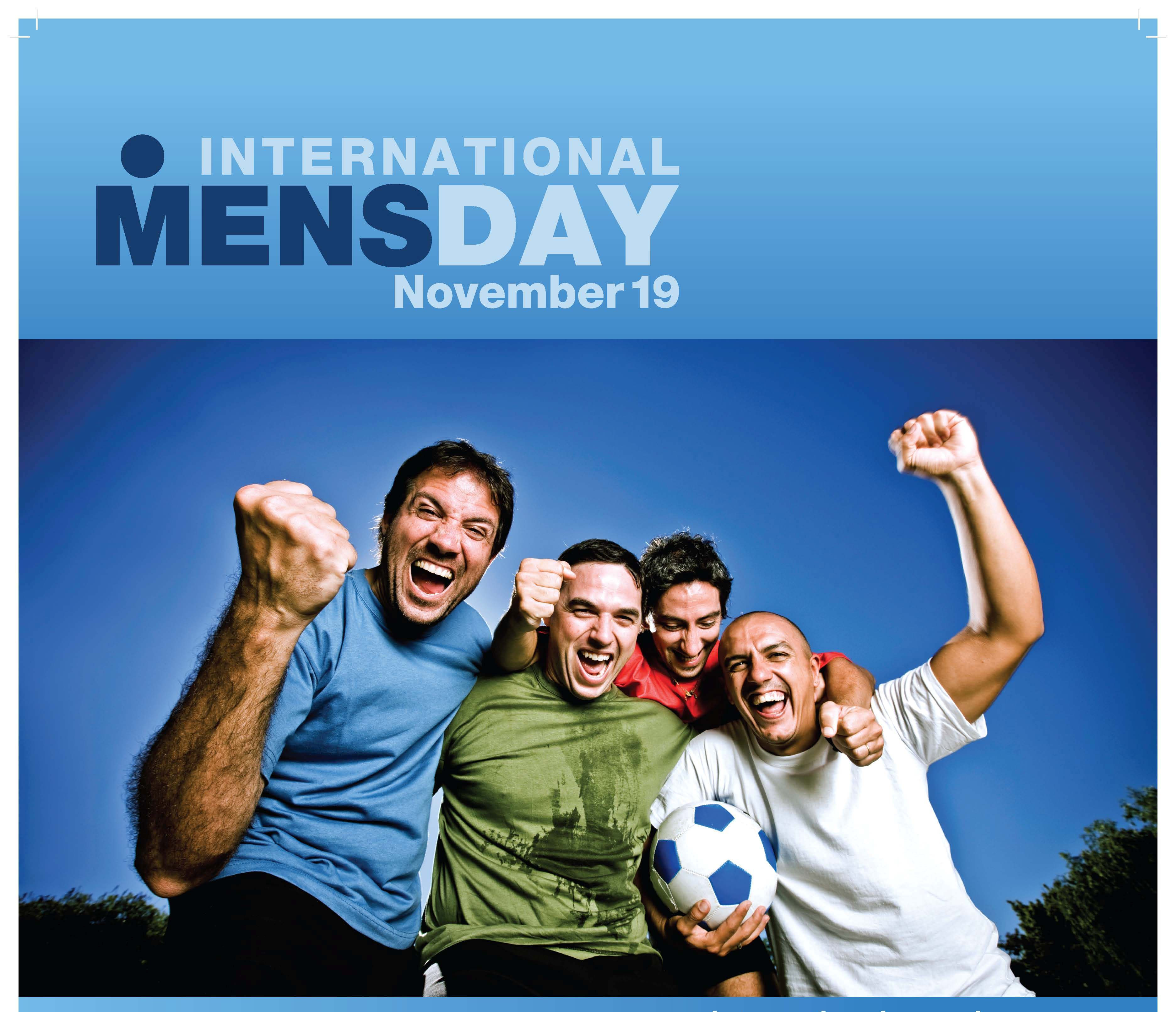 happy Men Day
