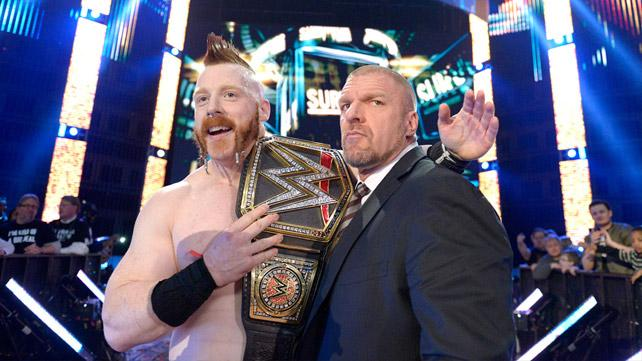 Sheamus Snatch WWE World Heavyweight Champion Title from Roman Reign by Cashed his Contact Videos Images Result