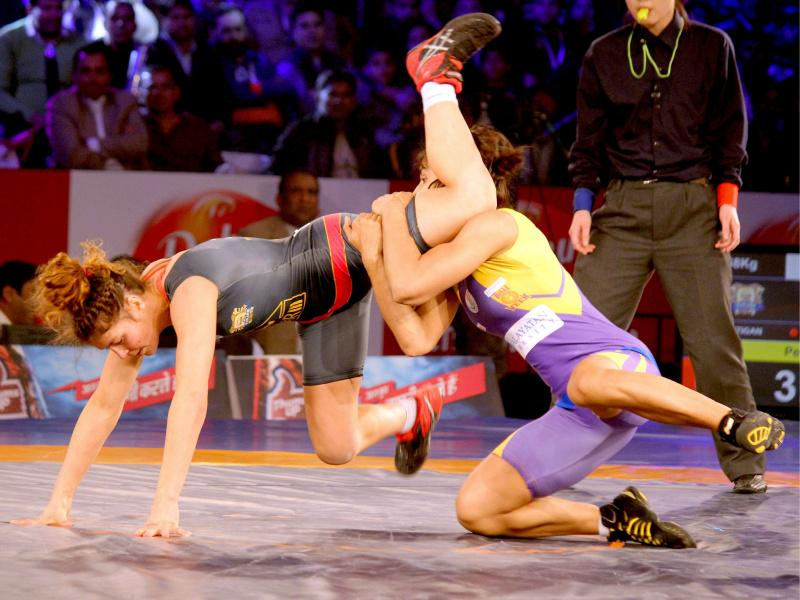 2015 Pro Wrestling League Delhi vs Banglore Live Score Stream Result Winner Prediction