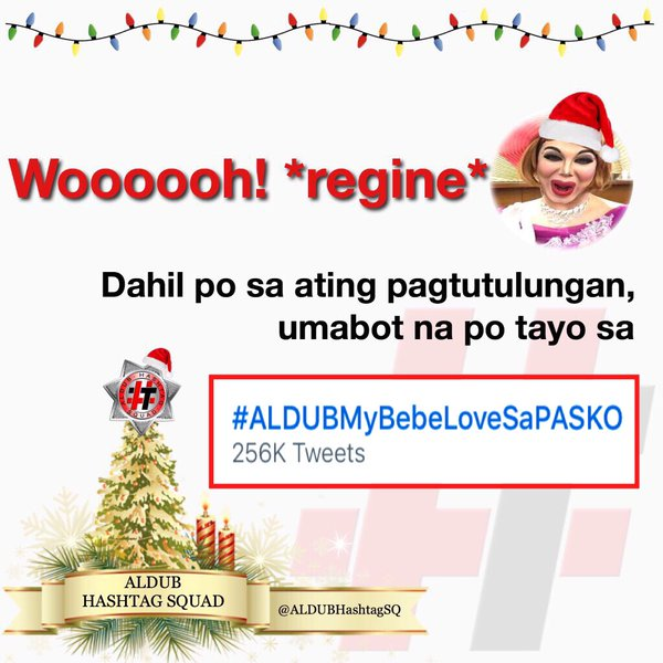 Eat Bulaga KalyeSerye AlDub 25th December 2015 Episode #ALDUBMyBebeLoveSaPASKO