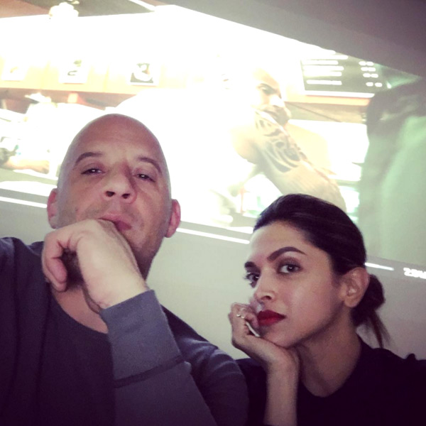 Actress Deepika Padukone To Seen In Hollywood Movie XXX With Vin Diesel