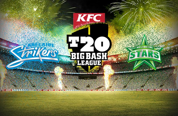 Watch BBL Big Bash League 2015 Adelaide Strikers vs Melbourne Stars Live Score Stream Team Squad Result Prediction