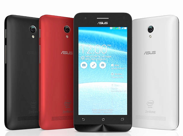 Asus Zenfone 4.5 Smartphone Features Specifications