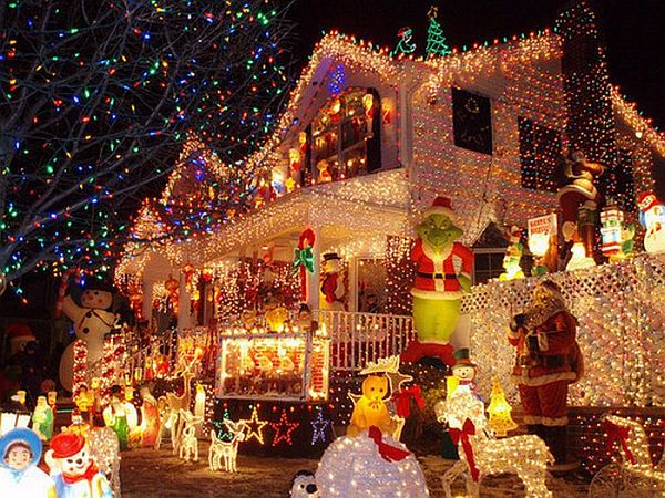 best christmas decorations ideas for homes offices 25th december 2015 - Best Christmas Decorating Ideas