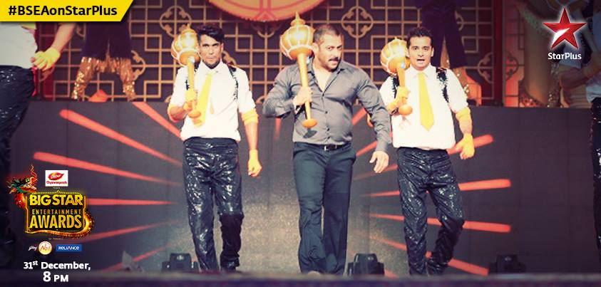 Big Star Entertainment Awards 2015 Salman Khan photos
