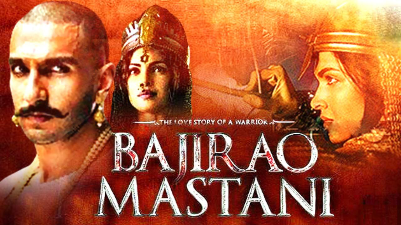 Sunday Bajirao Mastani Movie 3rd Day Box Office Collection
