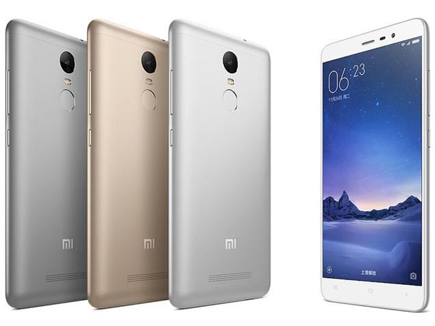 Check! Xiaomi Redmi 3 Rumored Specifications Features