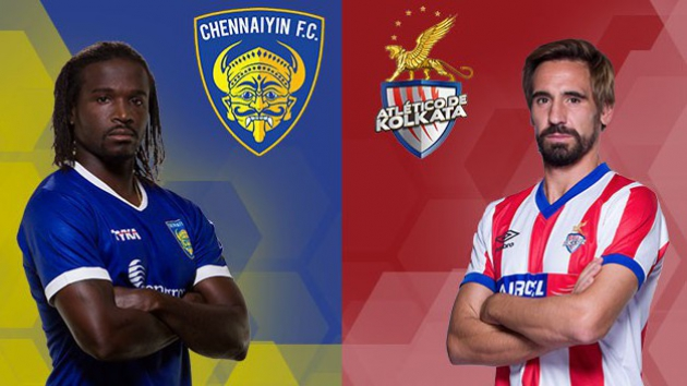 Today ISL 2015 2nd Semi Final Kolkata vs Chennai Live Score Stream Team Squad Result