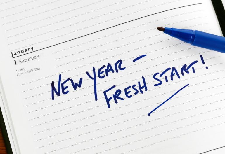 Happy New Year 2016 Resolutions photos