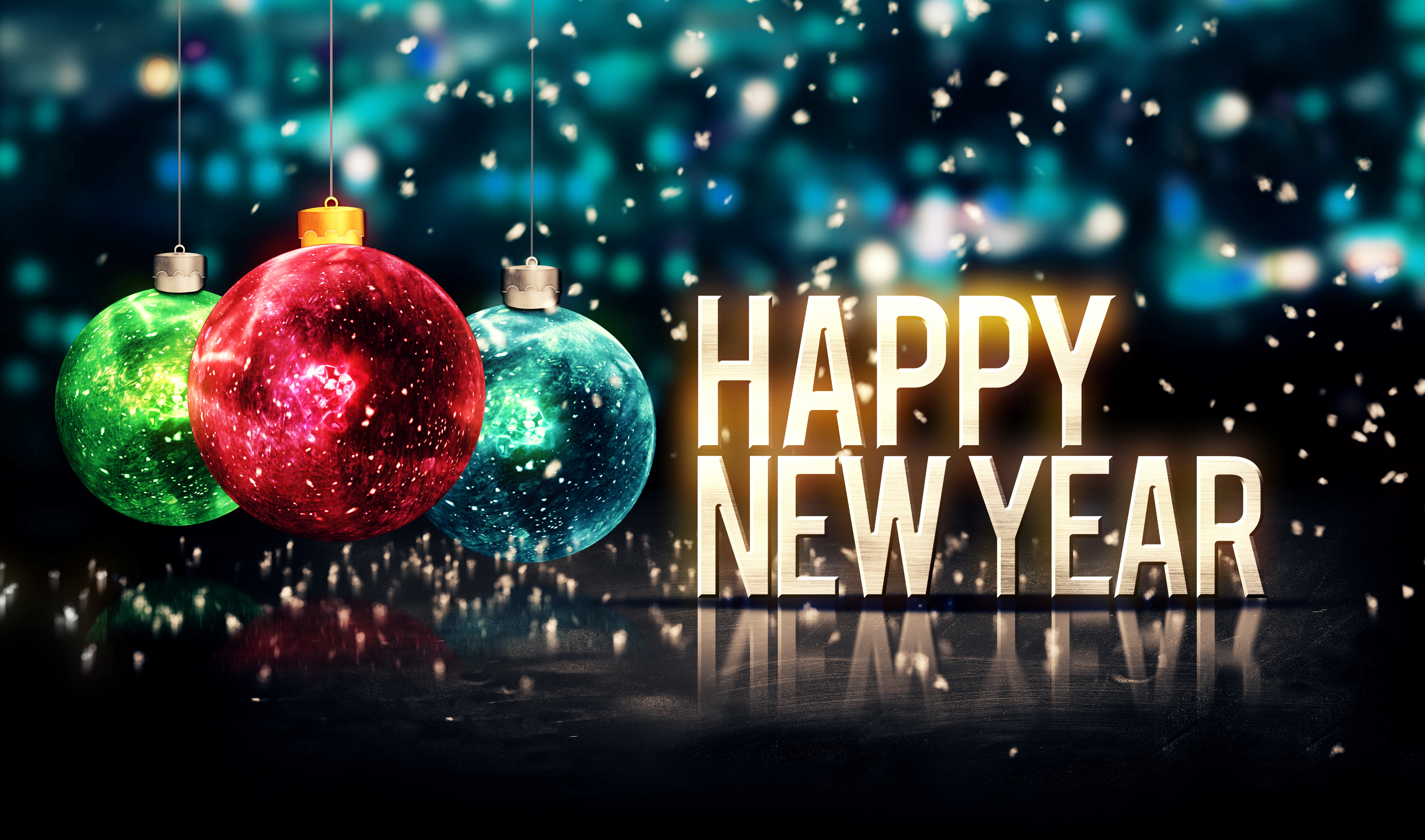 Happy New Year 2016 Wallpapers