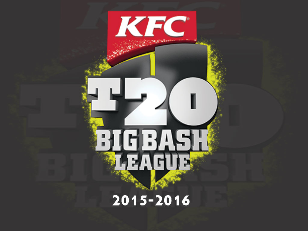 BBL Big Bash League 2015-16 Fixtures Schedule Date Time Venue Official Channels Details