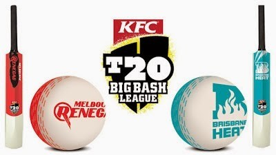 T20 Big Bash League Brisbane vs Melbourne Live Score Stream Team Squad Result Prediction