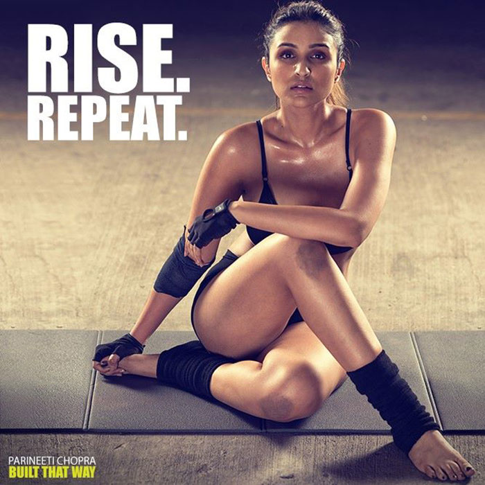 Parineeti Chopra motivational images
