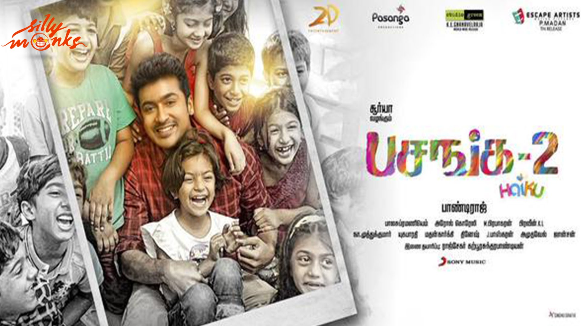 Pasanga 2 Movie 2nd Day Box Office Collection