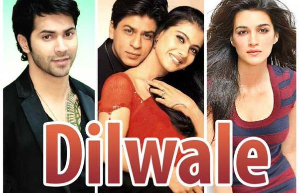 SRK Dilwale Movie 1st Day Opening Box Office Collection