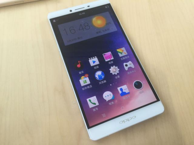Smartphone OPPO R7 Plus Launched In China Watch Specifications Features