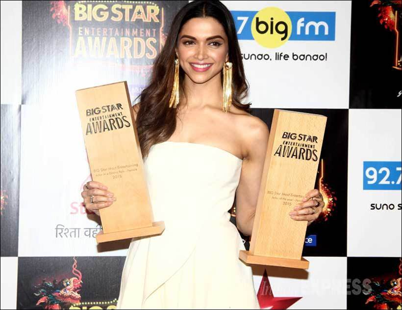 Watch BSEA Big Star Entertainment Awards 2015 Winner List Stars Performance Images