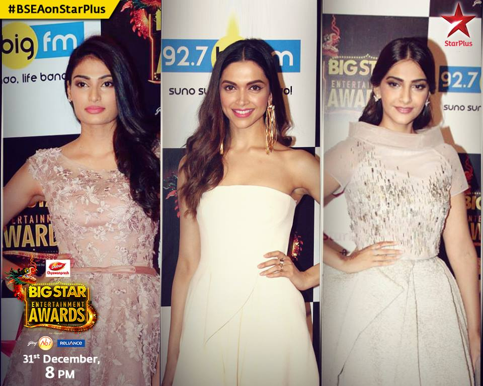 Watch Big Star Entertainment Awards 2015 Images