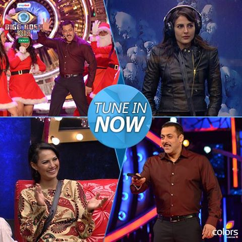 Watch Bigg Boss 9 26th December 2015 Episode Written Updates Who Will Evict BB9 House!