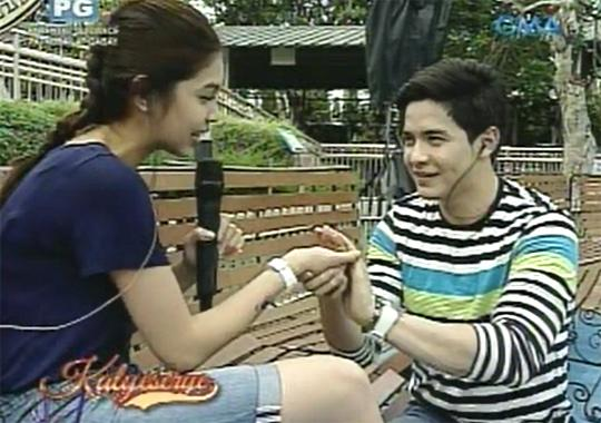 Watch Eat Bulaga KalyeSerye AlDub 5th December 2015 Episode #ALDUBPromiseRing
