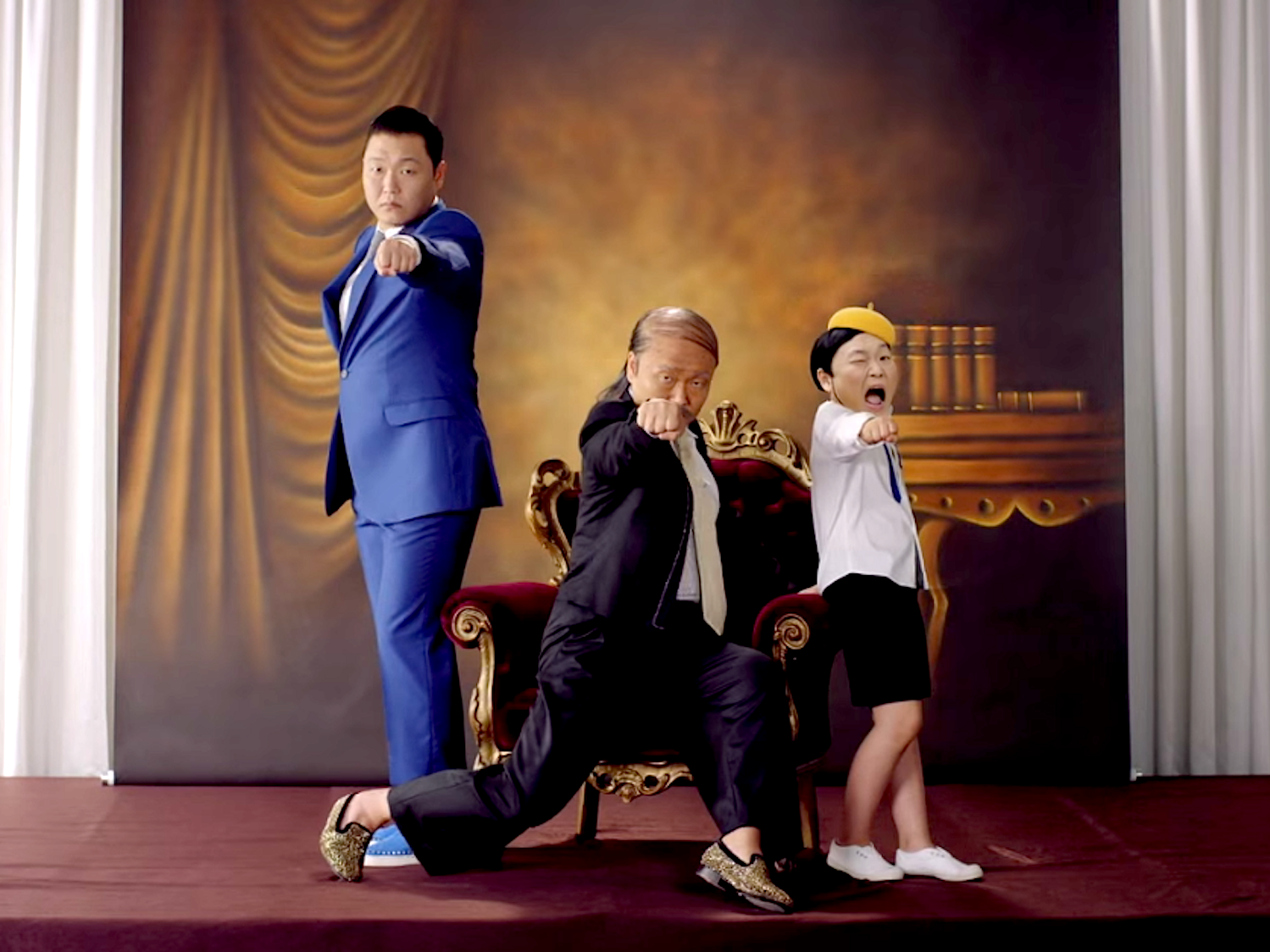 Watch Gangnam Style Version 2 Released As PSY DADDY Song Video Feat. CL