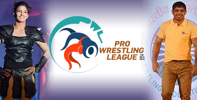 Watch PWL Pro Wrestling League 2015 Teams Captains Matches Schedule Time Table Date Venue