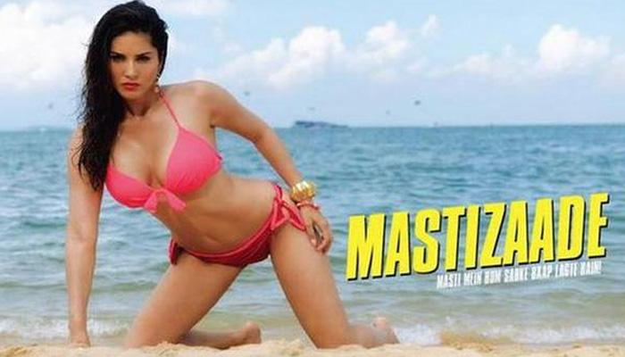 Watch Sunny Leone Mastizaade Movie Trailer Video Package Of Double Meaning Comedy Adult Jokes