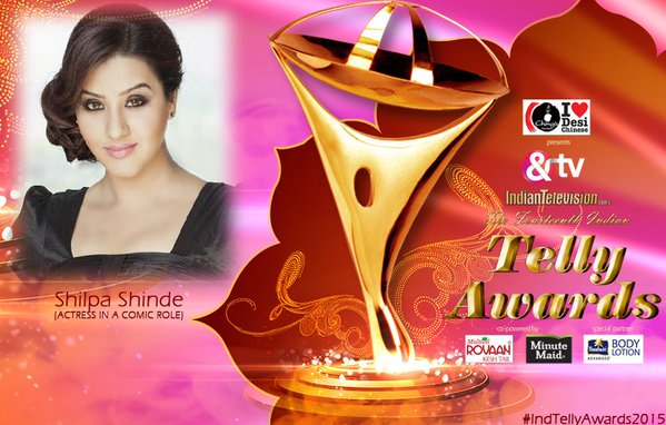 &TV ITA Indian Telly Awards 2015 Winners Nomination List Images Performance Video