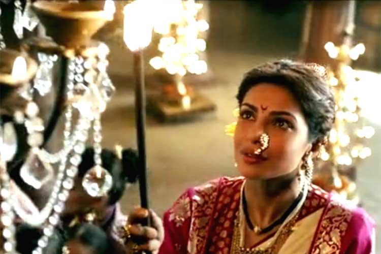 Wednesday Bajirao Mastani Movie 6th Day Box Office Collection Report